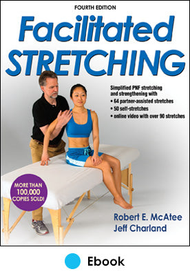 Facilitated Stretching 4th Edition PDF With Online Video