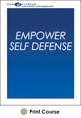 Empower Self-Defense Print CE Course