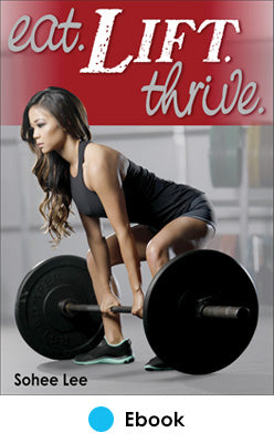 Eat.Lift.Thrive. PDF