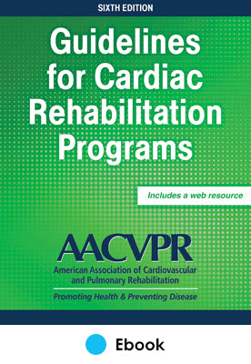 Guidelines for Cardiac Rehabilitation Programs 6th Edition epub With Web Resource