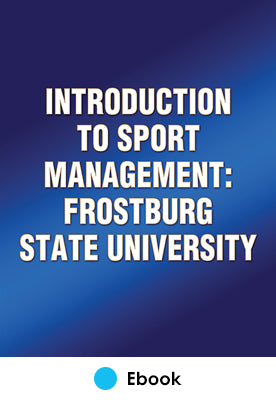 Introduction to Sport Management: Frostburg State University
