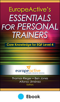 EuropeActive's Essentials for Personal Trainers PDF