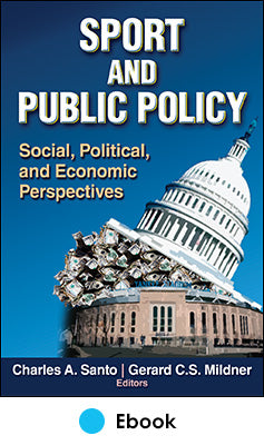Sport and Public Policy PDF