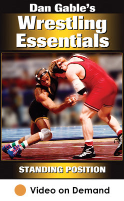 Dan Gable's Wrestling Essentials: Standing Position Video on Demand-HK