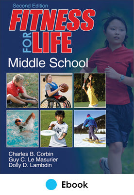 Fitness for Life: Middle School 2nd Edition PDF