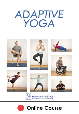 Adaptive Yoga Ebook With CE Exam
