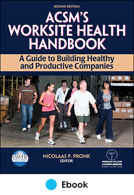 ACSM's Worksite Health Handbook 2nd Edition PDF