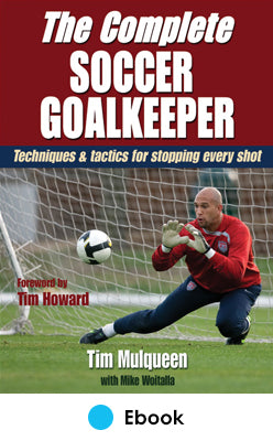 Complete Soccer Goalkeeper PDF, The