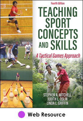 Teaching Sport Concepts and Skills 4th Edition HKPropel Access