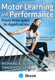 Motor Learning and Performance 6th Edition epub With Web Study Guide