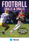 Football Skills & Drills 2nd Edition PDF