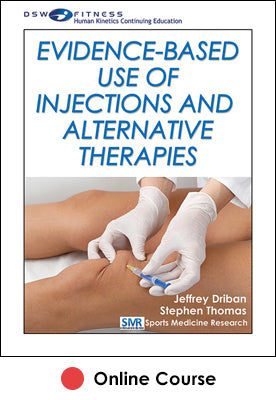 Evidence-Based Use of Injections and Alternative Therapies Online CE Course