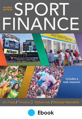 Sport Finance 4th Edition epub  With Web Resource