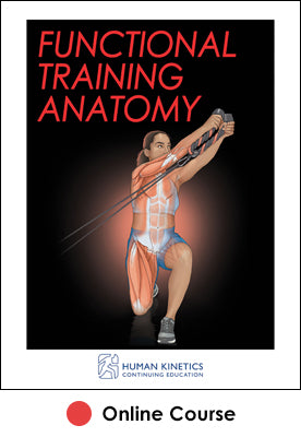 Functional Training Anatomy Ebook With CE Exam