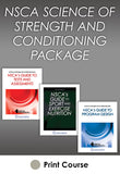 NSCA Science of Strength and Conditioning Print CE Course Package-2021 Edition