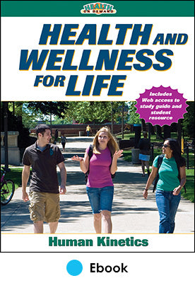 Health and Wellness for Life PDF With Online Study Guide