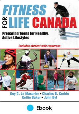 Fitness for Life Canada With Web Resources PDF