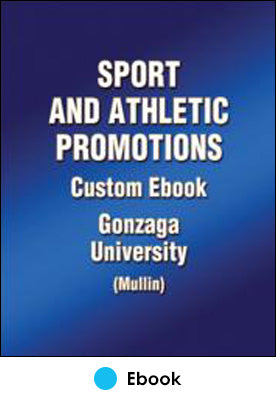 Sport and Athletic Promotions Custom Ebook: Gonzaga University (Mullin)