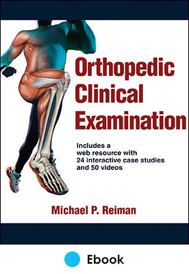 Orthopedic Clinical Examination PDF With Web Resource