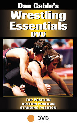 Dan Gable's Wrestling Essentials Complete Collection DVD