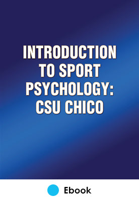 Introduction to Sport Psychology: CSU Chico