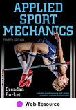 Applied Sport Mechanics Web Resource-4th Edition