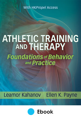 Athletic Training and Therapy Ebook With HKPropel Access