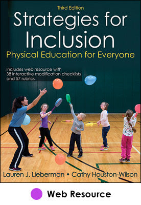 Strategies for Inclusion Web Resource 3rd Edition