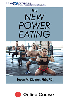 New Power Eating Ebook With CE Exam, The