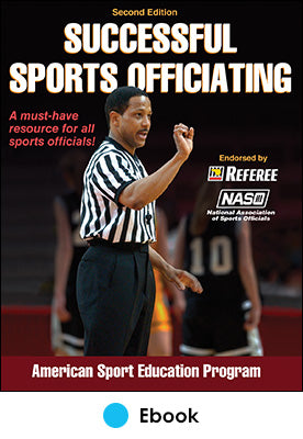 Successful Sports Officiating 2nd Edition PDF