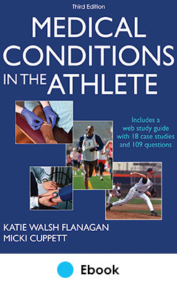 Medical Conditions in the Athlete 3rd Edition PDF With Web Study Guide