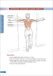 Advanced Shoulder Flexor Stretch