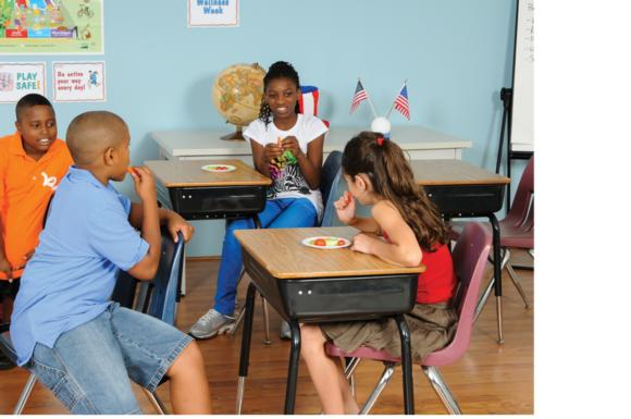 The social and emotional climate of schools can support or impede healthy choices.