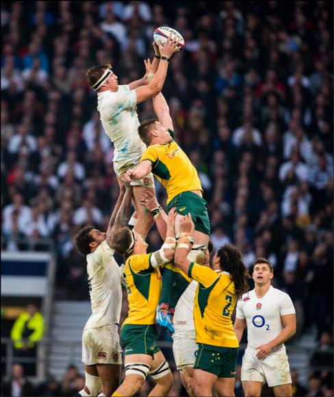 Rugby is just one example of many team sports where having a strong team spirit and sense of unity can help the team perform better as a team.