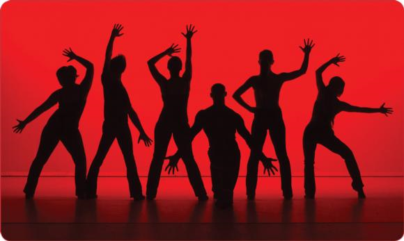 Lighting effects can help direct the audience's attention and create a mood for the dance.