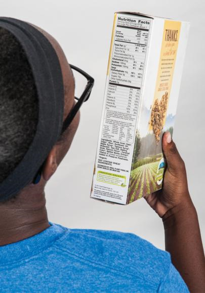 Reading food labels will help you select healthy foods.