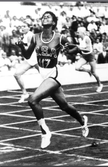 Wilma Rudolph was one of several African American stars who proved equal to Soviet athletes at the 1960 Summer Olympics.