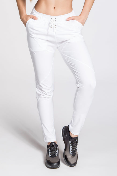Peak Performance Pant - White