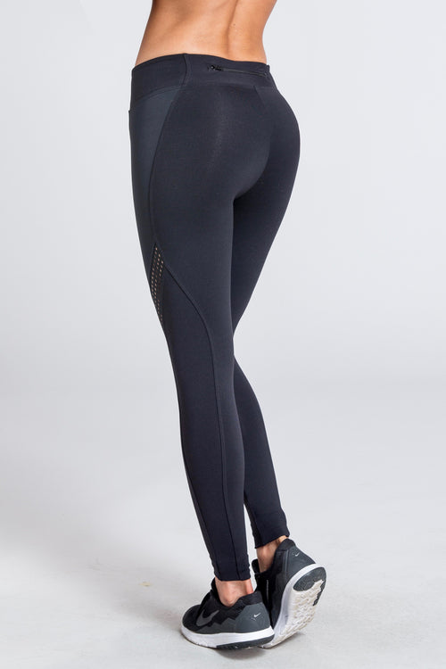 Lush Leap Legging - Black