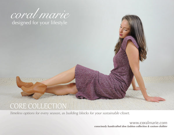 Coral Marie Core Collection linesheet