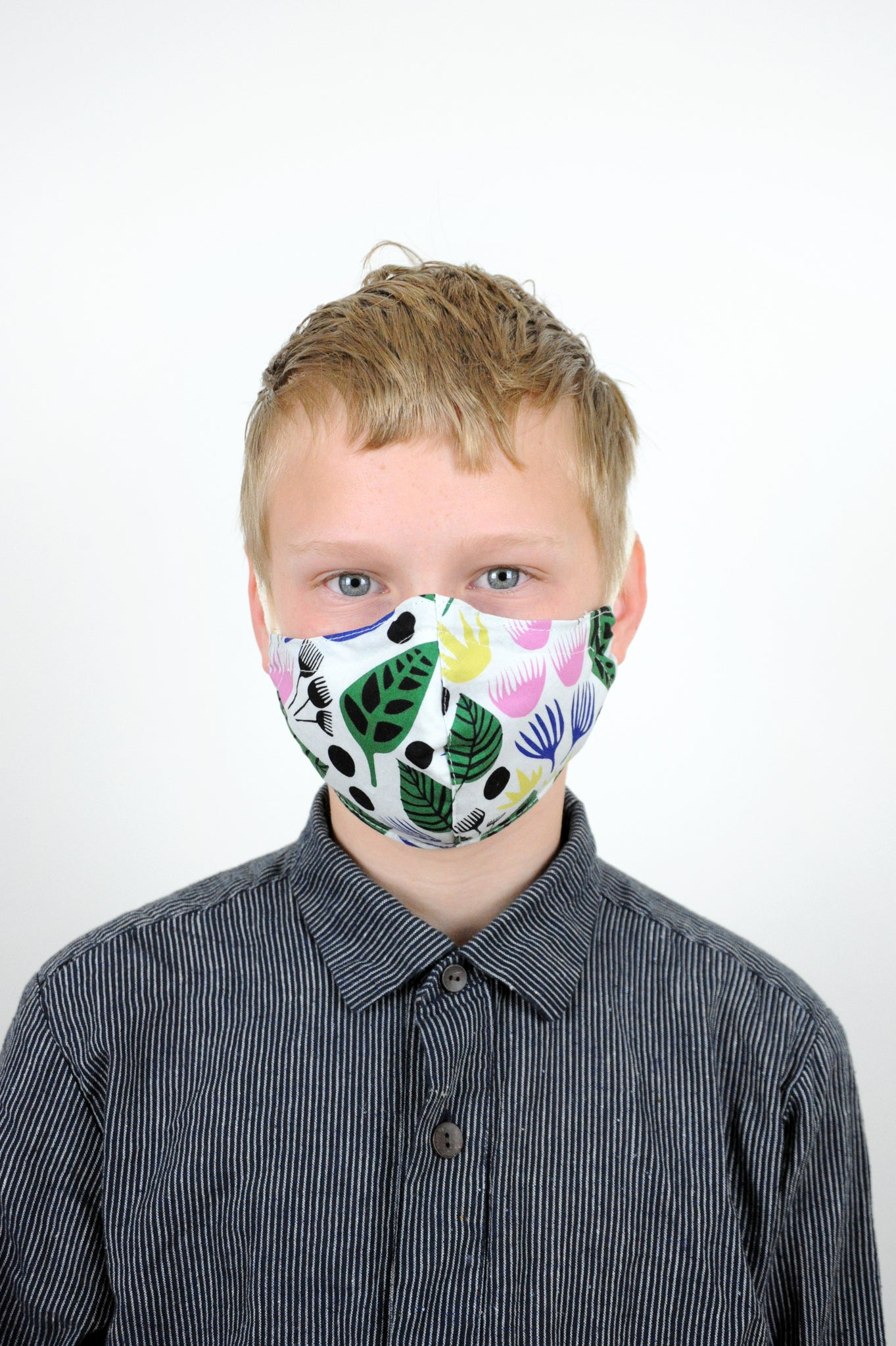 V3 Organic Face Mask - prints