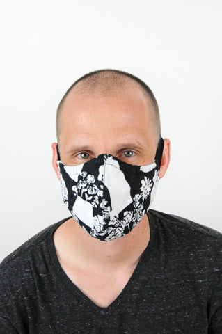 V4 Athletic Face Mask - Prints