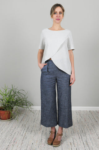 Strato Cropped Trouser