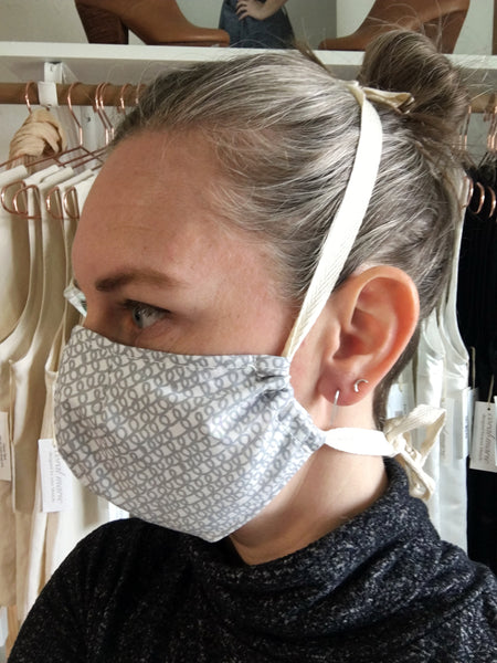 Re-usable Cloth Face Mask