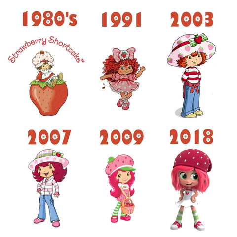 Cathy Locke All About Strawberry Shortcake If You Grew Up In The