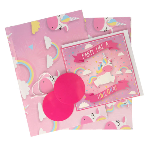Gift Pack- Party Like a Unicorn £2 Five Little Diamonds