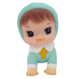 Hihi Retro Crawling Doll - Mint - Five Little Diamonds