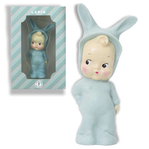 Mini Blue Bunny Doll- The Lost Toys