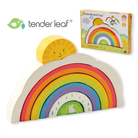 Rainbow Tunnel Stacker