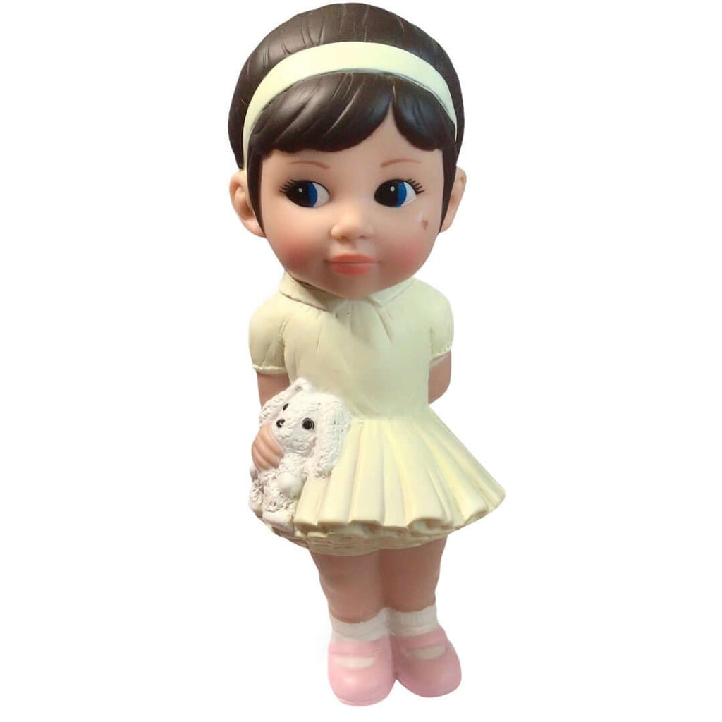 Eva Newton Sweetheart Girl Doll- Yellow Dress